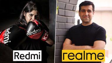 Kitna Copy Karoge Sir? Redmi Business Director Sneha Tainwala Hits Out At Realme India & Europe CEO Madhav Sheth