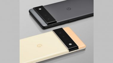 Google Reportedly Asks Suppliers To Double Pixel 6 Series Production