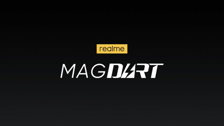 Ricarica wireless Realme MagDart