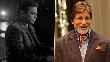 Amitabh Bachchan Presents Radhakrishnan Parthiban's Single Shot Feature 'Iravin Nizhal', Music Given by AR Rahman (Watch Video)