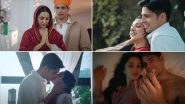 Shershaah Song Ranjha: Sidharth Malhotra and Kiara Advani's Soothing Chemistry Is the Highlight of This Beautiful Melody (Watch Video)