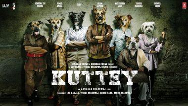 Kuttey: Arjun Kapoor, Tabu, Naseeruddin Shah, Konkana Sen Sharma To Star in an Aasmaan V Bhardwaj Film