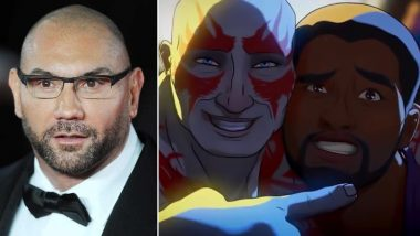 Dave Bautista Reveals Marvel Did Not Ask Him To Reprise His Role As Drax for Their Upcoming Disney+ Series What if…?