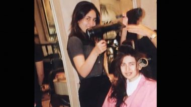 Karisma Kapoor Celebrates Sisters Day, Shares Throwback Picture With Kareena Kapoor Khan