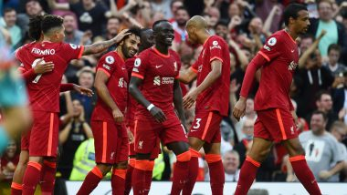 Liverpool vs AC Milan, UEFA Champions League 2021-22 Live Streaming Online: Get Free Live Telecast of Football Match in IST