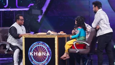 Super Dancer 4: Anurag Basu Engages in Interesting Food Game in the Dance Reality Show