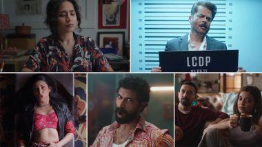 The Money Heist Anthem: Anil Kapoor, Rana Daggubati, Shruti Haasan and Others Demand for the Show to 'Jaldi Aao' (Watch Video)