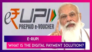 E-RUPI: PM Modi Launches The Digital Payment Solution; How Does It Work; All You Need To Know