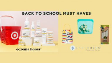 All Natural and Eco-Friendly Back-To-School Must-Haves