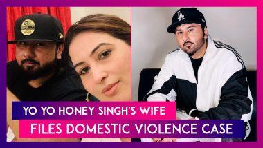 Yo Yo Honey Singh's Wife Shalini Files Domestic Violence Case Against The Rapper