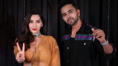 Choreographer Tejas Dhoke Sets the Internet on Fire As He Shakes a Leg With Nora Fatehi, Here's What He Has to Say!