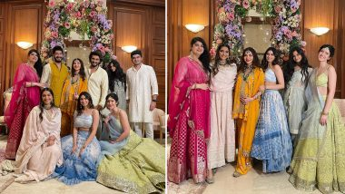 Sonam Kapoor, Arjun Kapoor Share Happy Family Pictures As They Spend Quality Time at Antara Motiwala Marwah's Baby Shower