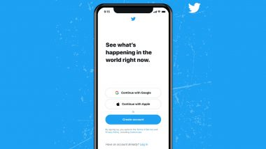Twitter Users Can Now Sign In to the App With Google Account or Apple ID, Says Company