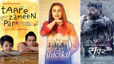 Teacher's Day 2021: From Aamir Khan's Taare Zameen Par to Hrithik Roshan's Super 30; 5 Bollywood Movies Which Show Teachers As the Biggest Guide Towards Success of Life and Where To Watch Them Online!