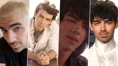 Joe Jonas Birthday: 10 Hairstyles Of The American Pop Sensation That Totally RAD