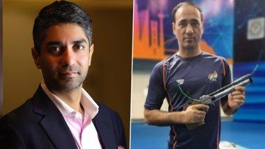 Tokyo Paralympics 2020: Abhinav Bindra Congratulates Singhraj Adhana on Winning Bronze in Men's 10m Air Pistol SH1