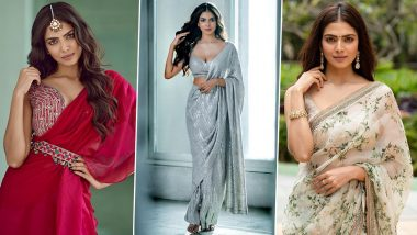 Malavika Mohanan Birthday Special: 5 Ethnic Attires You Need To Steal From the Birthday Girl's Wardrobe