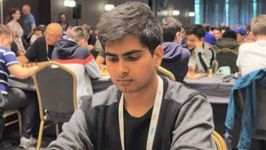 Riga Technical University Open 2021: Abhimanyu Puranik Wins Rapid Chess Title as Indians Dominate in Riga