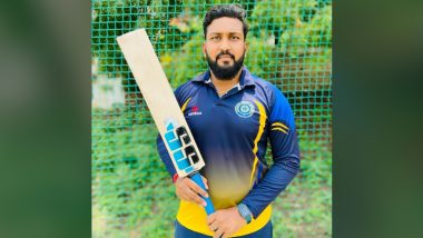 Pinjerla Satish Yadav Punjab Kings's Net Bowler Getting Ready For IPL Restart's in Dubai From September