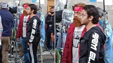 Salman Khan's Look From Tiger 3 Leaked Online, Superstar Sports a Ginger Beard and Hairstyle for His Role