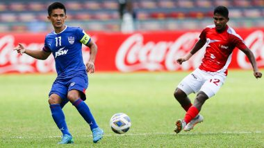 AFC Cup 2021: Bengaluru FC, Bashundhara Kings Play Out Goalless Draw in Group D Encounter
