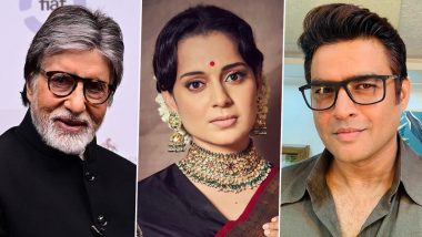 Janmashtami 2021: Amitabh Bachchan, Kangana Ranaut, R Madhavan and Other Bollywood Stars Celebrate the Birth of Lord Krishna With Heartfelt Greetings