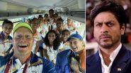 Shah Rukh Khan Wittily Responds to Indian Women's Hockey Team Coach Sjoerd Marijne's Tweet; 'Ex-Coach' Wants Them to Win Gold at Tokyo Olympics 2020