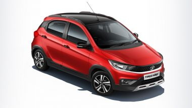 Tata Tiago NRG Facelift Launched in India Starting at Rs 6.57 Lakh; Check Prices, Features & Specifications