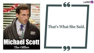 Steve Carell Birthday Special: 10 Funniest Michael Scott Quotes From The Office To Make Your Day Howlarious!