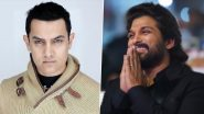 Aamir Khan's Laal Singh Chaddha To Clash With Allu Arjun's Pushpa The Rise Part 1 at the Theatres This Christmas 2021!