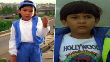 Aditya Narayan Birthday: Rangeela Re, I Love My India, Chota Bachcha Jaan ke - 7 Songs Of The Indian Idol 12 Host As A Kid Which Are Still Popular