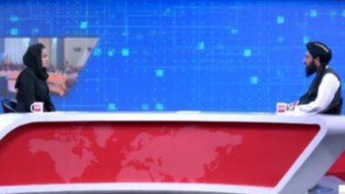 Beheshta Arghand, Afghan Female TV Anchor Who Interviewed First Taliban Spokesman, Leaves Afghanistan