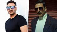 Ajay Devgn Cheers For Akshay Kumar And Bell Bottom, Says 'So Glad You Are Taking The Lead For A Theatrical Release'