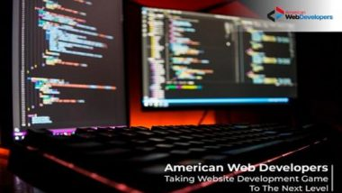 American Web Developers Taking Website Development Game to Next Level