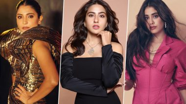 On Sara Ali Khan's 26th Birthday; Anushka Sharma, Janhvi Kapoor and Others Extend Lovely Wishes to the Kedarnath Actress (View Post)
