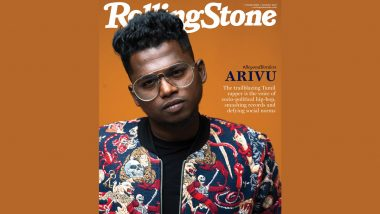 After Backlash for Excluding Arivu, Rolling Stone Pays Tribute by Issuing New Cover Featuring the Rapper-Lyricist