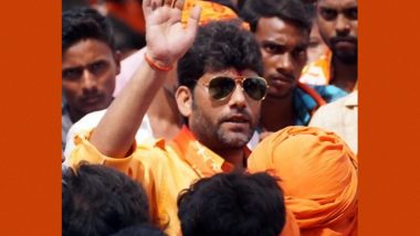 Vishwa Hindu Sena Leader Arun Pathak Announces Bounty on Narayan Rane's Head