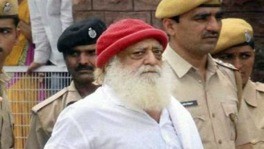 Asaram Bapu To Remain in Jail, Supreme Court Dismisses Rape Convict's Bail Plea Saying He Can Get Ayurveda Treatment in Prison