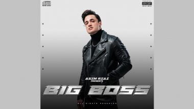 Asim Riaz's New Rap Song 'Big Boss' To Release on Bigg Boss OTT's Premiere Date (View Poster)