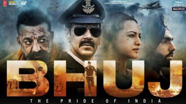 Bhuj: The Pride of India Full Movie in HD Leaked on TamilRockers & Telegram Channels for Free Download and Watch Online; Ajay Devgn's Film Is the Latest Victim of Piracy?
