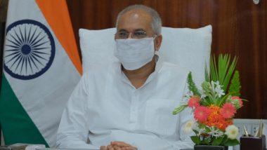 Chhattisgarh Govt to Give Rs 6,000 Per Year in Instalments to Landless Labourers Under Rajiv Gandhi Grameen Bhumihin Majdur Nyay Yojana