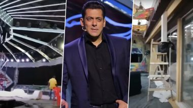 Bigg Boss 15 House First Look Out! The Contestants' Living Arena Is Under Construction (Watch Viral Video)