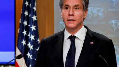 World News | Blinken to Participate in 5 ASEAN Ministerial Meetings on August 2-6