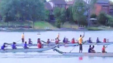 'Kerala Boat Race Goes Global'!, Union Minister V Muraleedharan on Event Held in Canada
