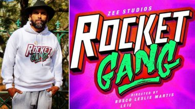 Rocket Gang: Choreographer Bosco Martis Opens Up About His Directorial Debut, Says 'Never Dreamt of Turning a Director'