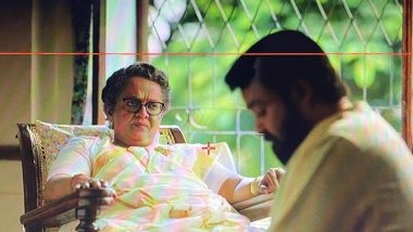 Bro Daddy: Prithviraj Sukumaran Shares a Set Picture of Mohanlal With His Mother Mallika Sukumaran From His Second Directorial!