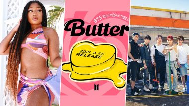 Megan Thee Stallion to Release Remix of BTS 'Butter' Song This Friday, Shares Excitement on Twitter!