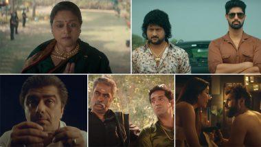 Cartel Trailer 2: Supriya Pathak, Rithvik Dhanjani, Tanuj Virwani's Cime Drama Is a Story of Revenge and Power (Watch Video)