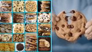 National Chocolate Chip Cookie Day 2021: Netizens Share Sweet Wishes, Greetings, Quotes, Images And GIFS To Celebrate Tasty Chocolate Chunk Cookie
