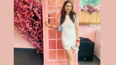 Newlywed Disha Parmar Looks Gorgeous In a Cute and Stylish White Dress; View Latest Instagram Post